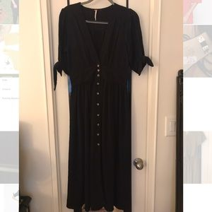 NEW Free People Love Of My Life Midi Dress